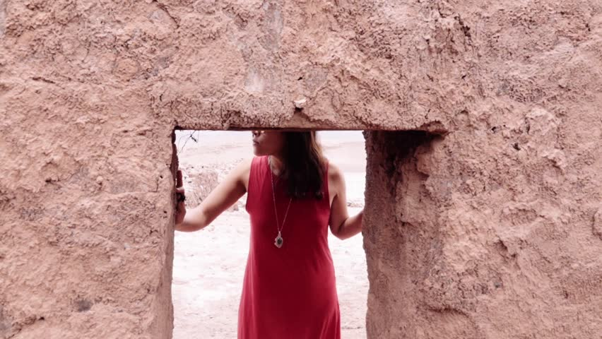 Header of Adobe House