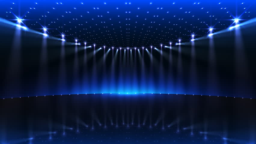 Stage Light 2 Stock Footage Video 817318 Shutterstock