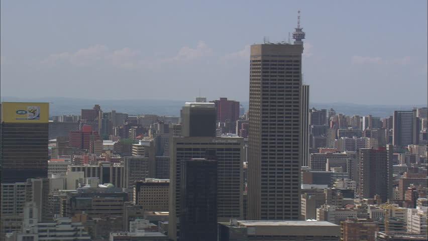 AERIAL South Africa-Telecom Tower 2009