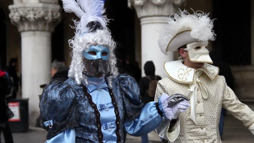 Venice Carnival 2011 - Masks Editorial Stock Photo - Image: 23632683