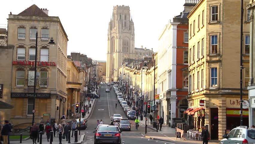 Restaurants Near Bristol University