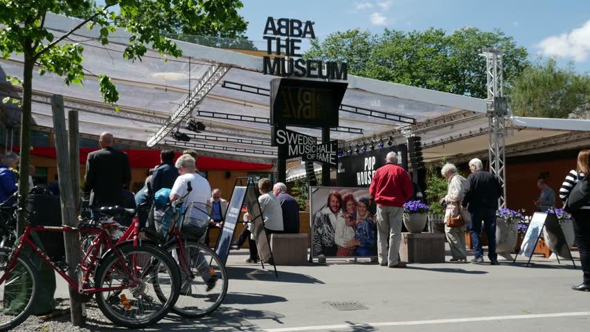 Header of Abba