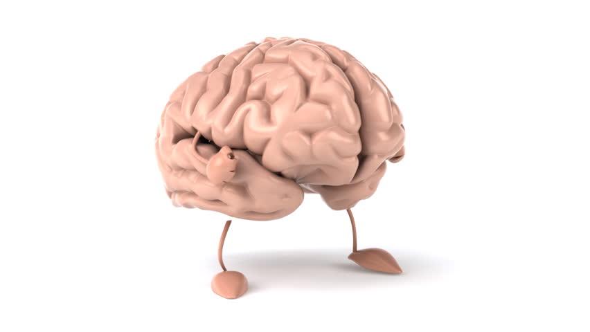 Animated human brain - photo#33