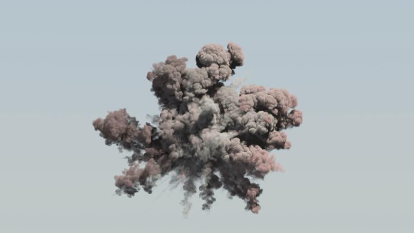 Header of air burst