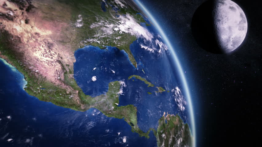 north america from space hd - photo #38