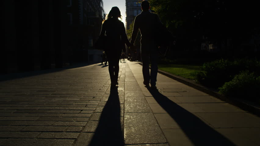 Image result for a romantic walk in the night