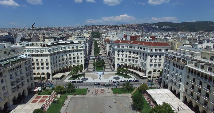 Image result for aristotelous square thessaloniki