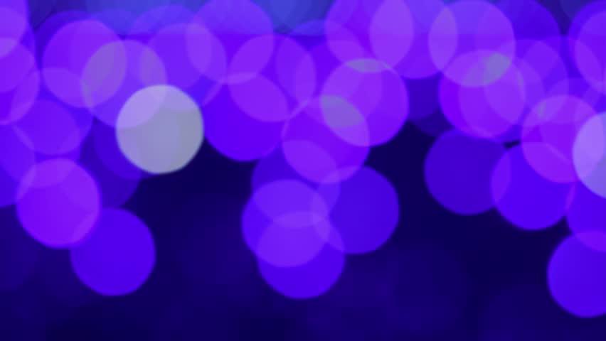 Violet bokeh randomly blinking. (av2473c) | Shutterstock HD Video #12145079