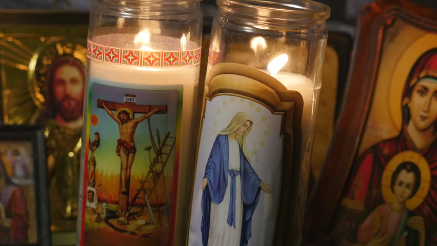 Image result for religious candles