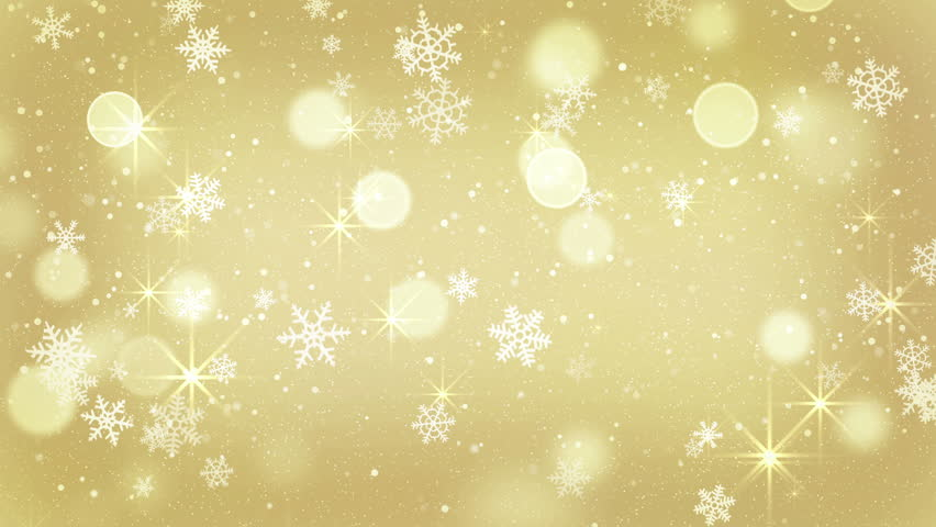 gold christmas snowflake wallpaper - photo #17