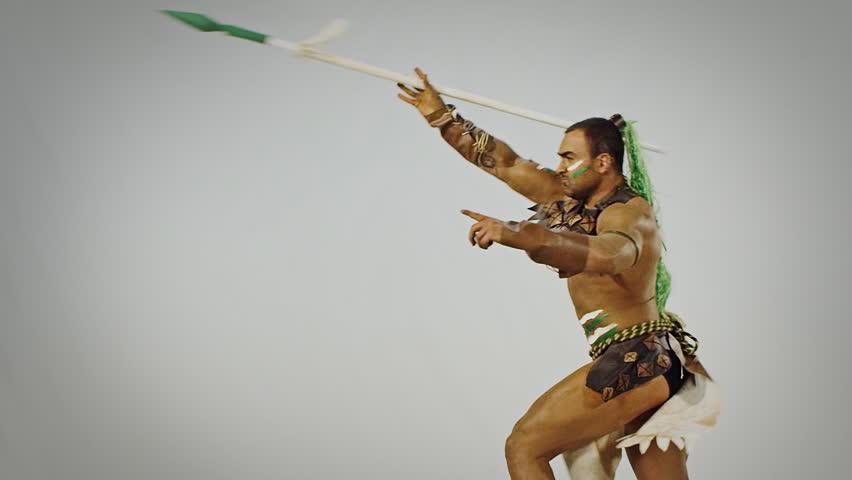 Header of Aborigine