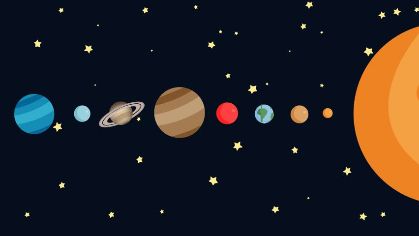 animated planets solar system - photo #10