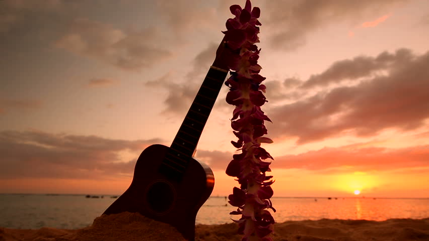 Image result for beach hawaii sunset