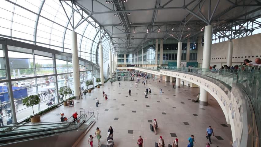 Резултат слика за domodedovo moscow airport terminal