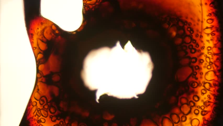 Film burn vintage super 8mm film footage digitalized in 4K