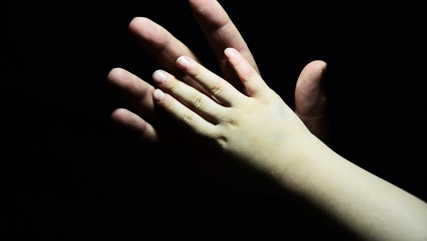 Hands Of The Needy Poor Or Homeless Stock Photo | Getty Images