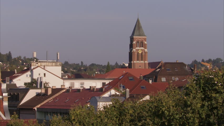 German Monastery Of Lorch Stock Footage Video 9730175 Shutterstock
