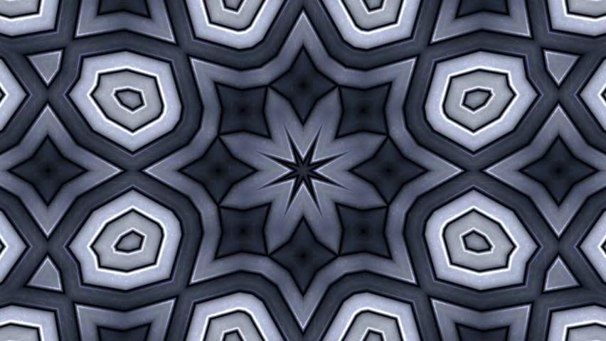 Abstract background as kaleidoscopic pattern | Shutterstock HD Video #14485300