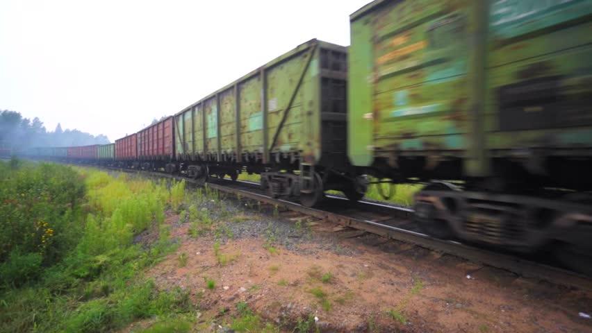 Header of goods train