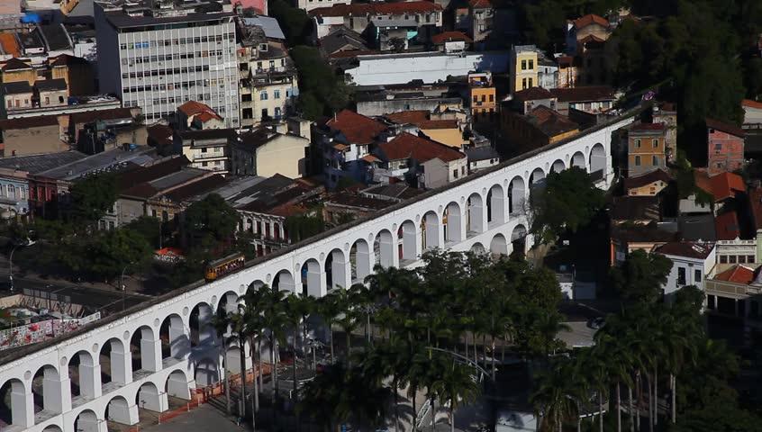 Rio de Janeiro, Lapa Arches