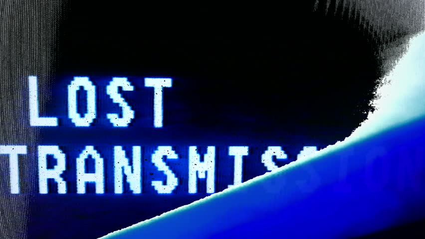Lost Transmission in text titles. Video feedback, color bar test pattern and static. All original elements manipulated on analog tape, captured with a 4K camera and assembled in Adobe Premiere.