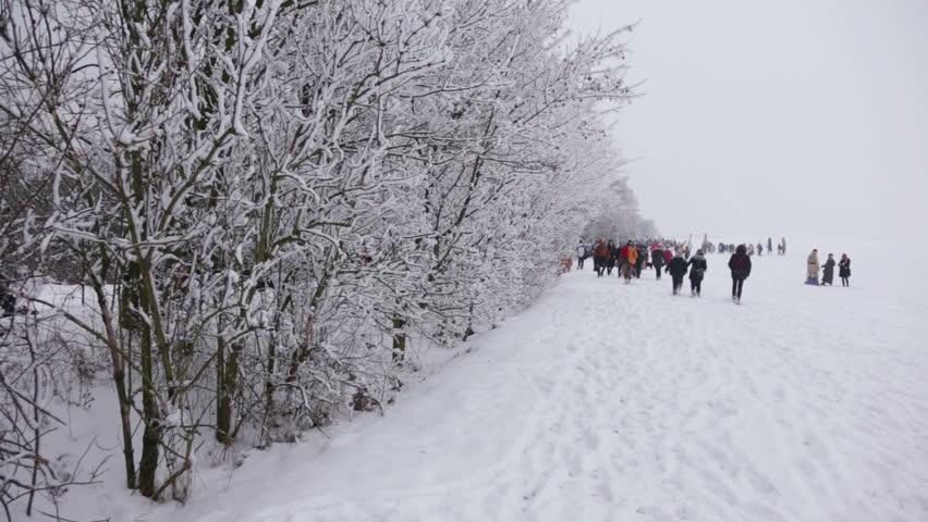 O víkendu napadne v Česku sníh