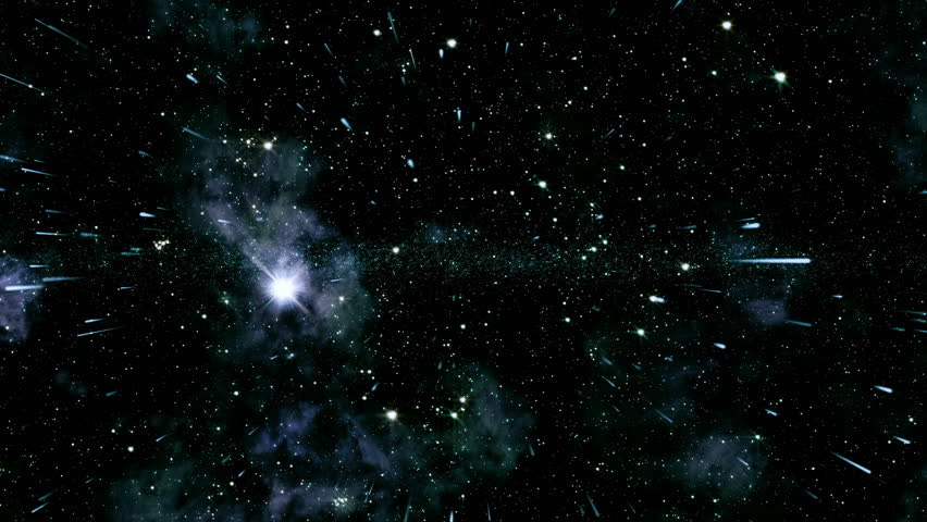 Space 2001: Stock video of flying through star fields in deep space (Loop). | Shutterstock HD Video #15001693