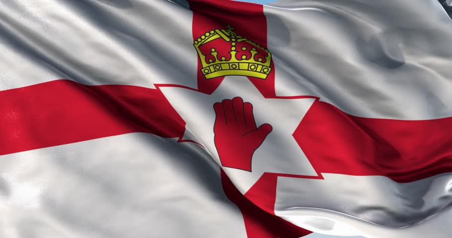 Resultado de imagem para flag north ireland 3D