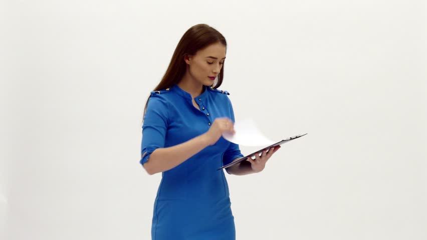 Header of Air hostess