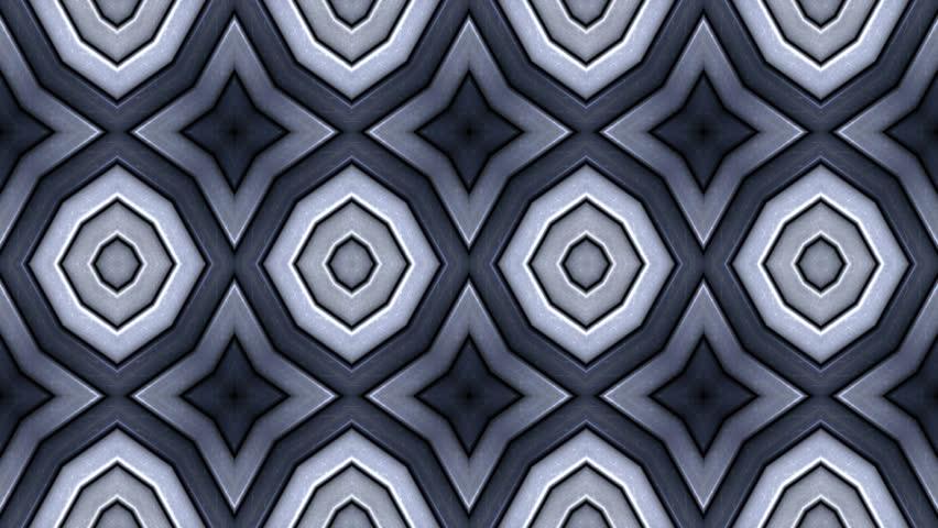 Abstract background as kaleidoscopic pattern | Shutterstock HD Video #15370624