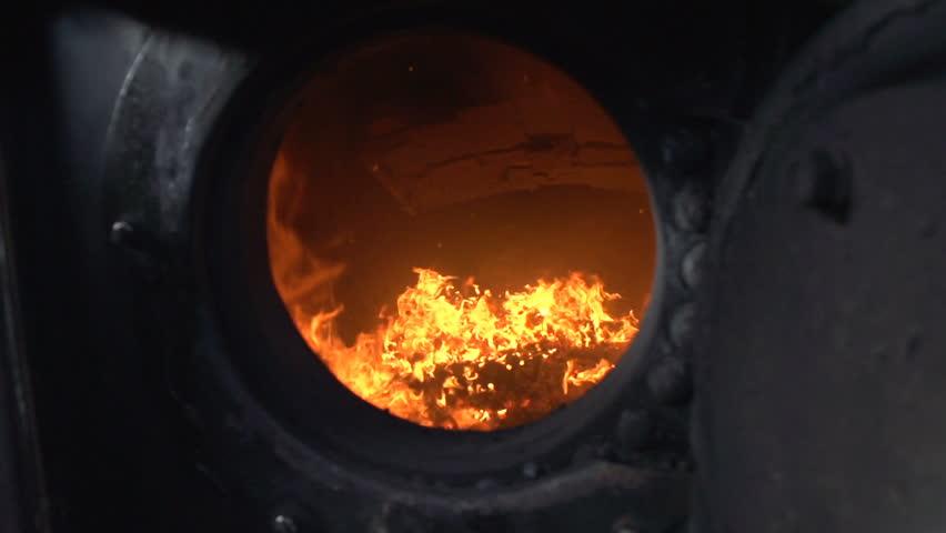 Best wood stoves burning