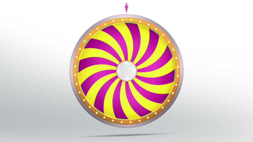 The wheel of fortune or Lucky spin animation was created by Three Dimensional. Video is included the alpha channel and motion loop.  Welcome to use for game and sale promotion concept. | Shutterstock HD Video #15687322
