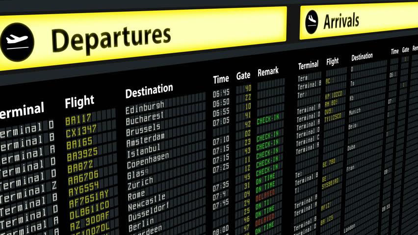 How can you check San Francisco flight arrivals?