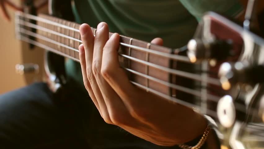 Mandolin playing mandolin chords : Mandolin Playing, Close Up Bar Chords Strumming - Live, Acoustic ...