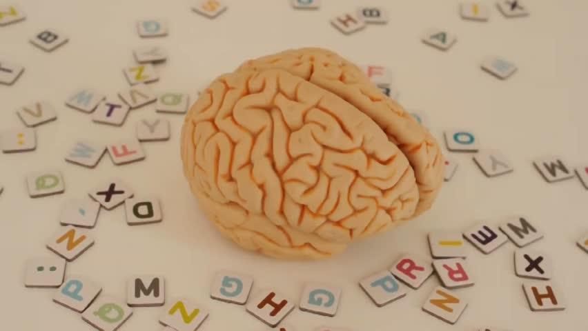 Header of letter of the alphabet