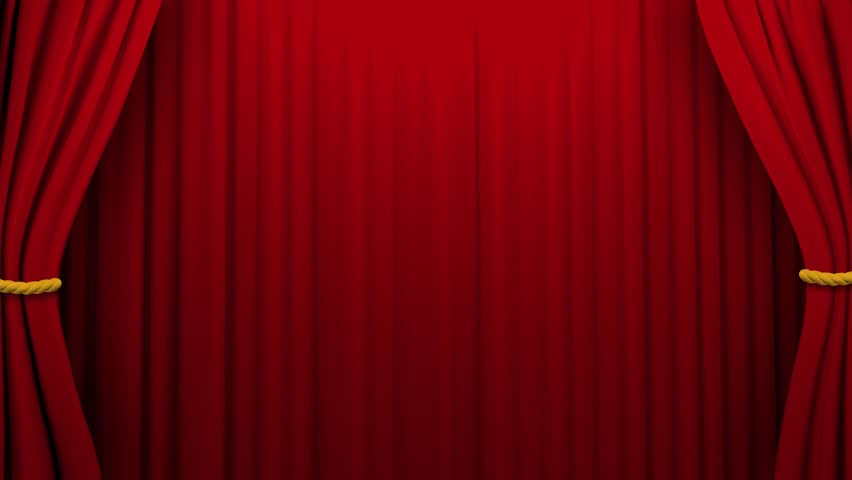 Curtains Ideas curtains background : Red Curtains Open, White Background Stock Footage Video 2929612 ...