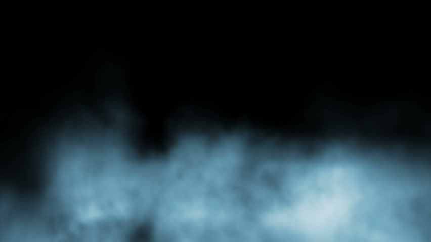 Smoke FX1010: Stock video footage of a billowing ground fog (Loop).