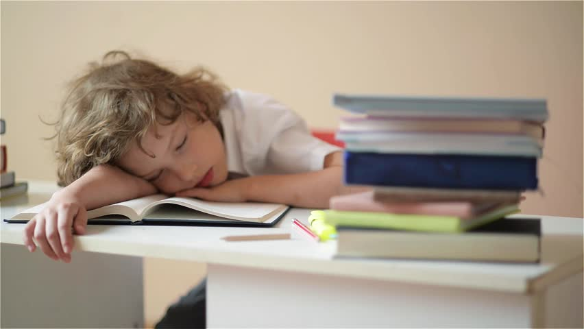 What You Need To Do If You Are Too Tired To Do Homework: Vital Advice