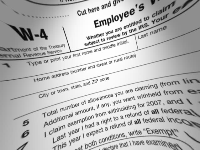 Man Filling Out Social Security Application Forms Footage – Social Security Application Form