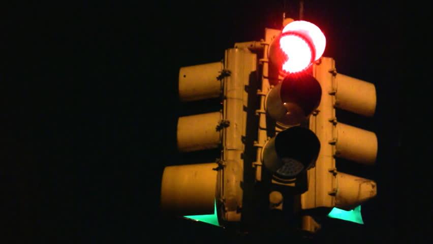 Traffic Signal Looping