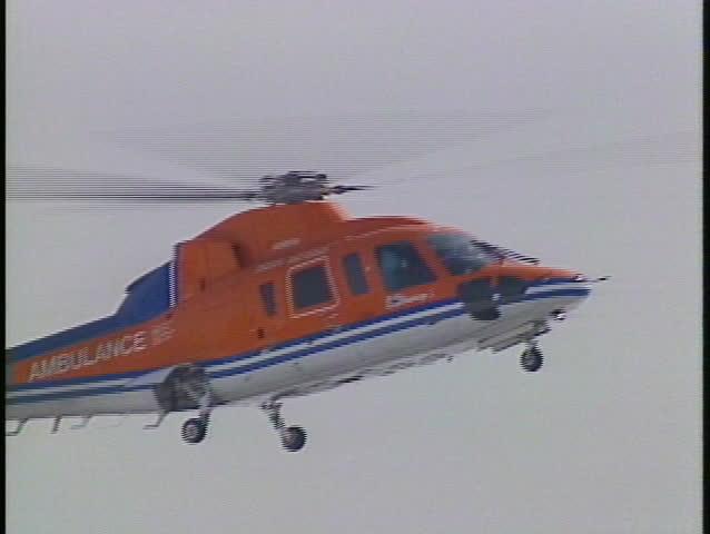 Header of Air ambulance