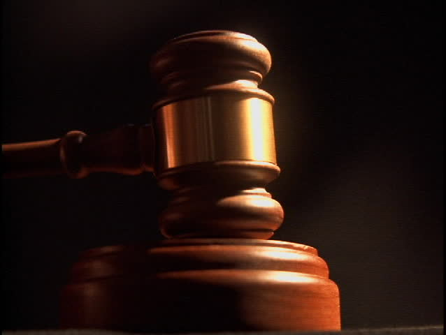 Header of Judge