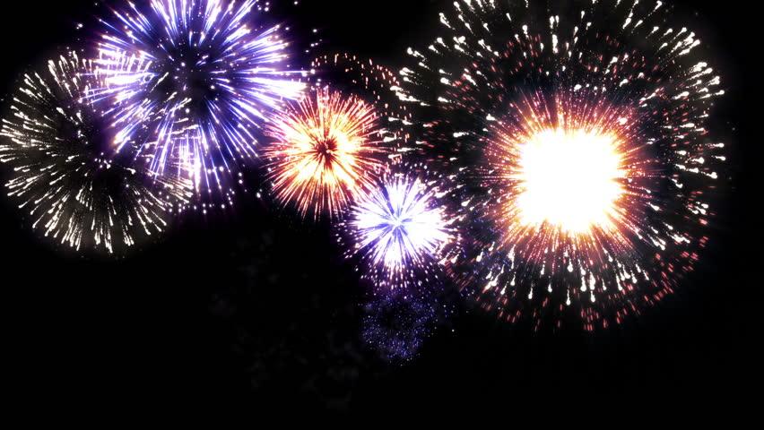 Firework Stock Footage Video 18091441 - Shutterstock
