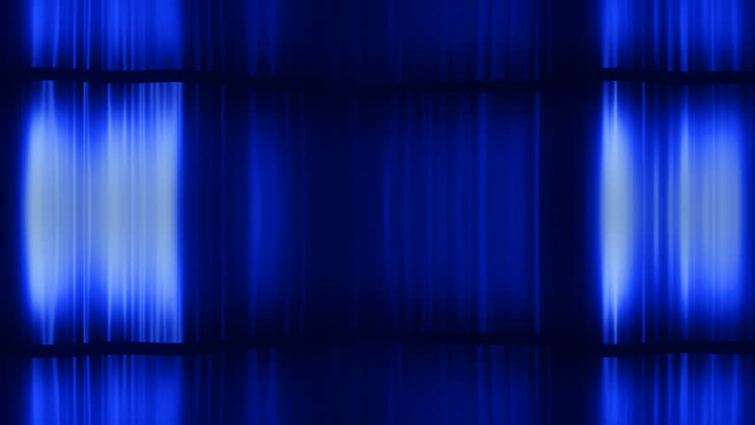 Curtains Ideas blue stage curtains : Stage Curtain. Theater Curtain. Stock Footage Video 1851605 ...