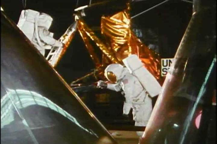 Header of Aldrin
