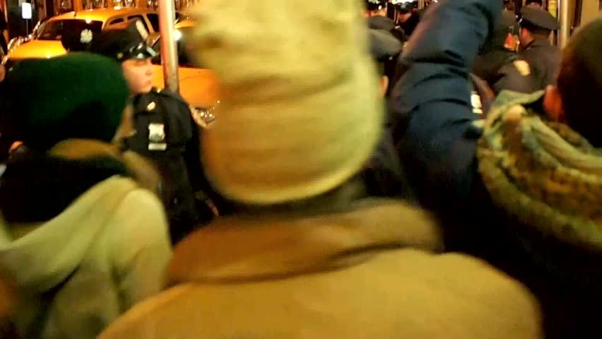 Header of occupy