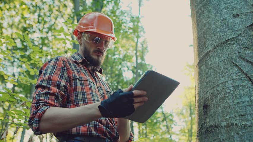 Header of logger