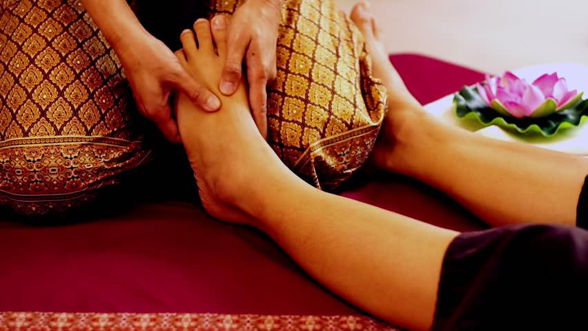 Thai Body Massage Video 4