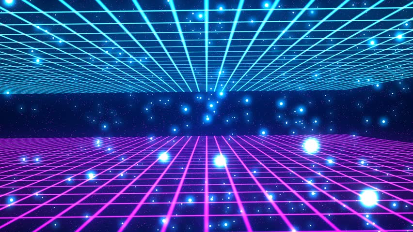 80s background stock footage video shutterstock - Space 80s wallpaper ...