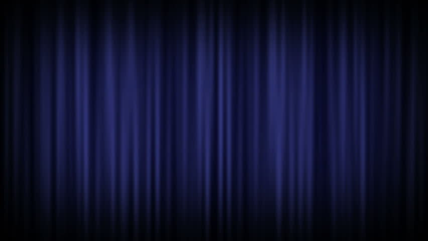 Curtains Ideas black velour curtains : Blue Theater Curtain Stock Footage Video - Shutterstock